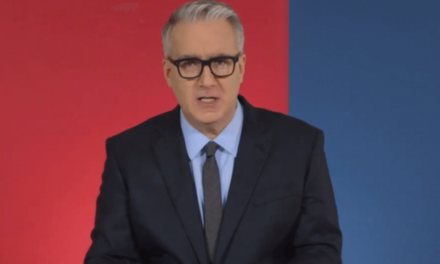 Olbermann On Trump: 'Republicans Will Force Him Into The Straight Jacket'