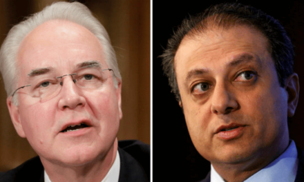 Preet Bharara Reportedly Probed HHS Secretary Price Investments Before His Firing