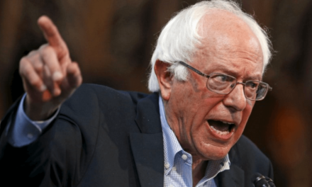 Sanders Defends His Assertion That Donald Trump Is A Liar