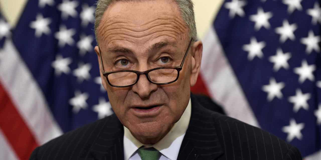 Schumer: Trump Owes President Obama An Apology