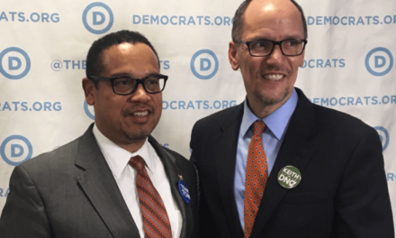 Tom Perez, Keith Ellison Hit The Road For Multi-State Tour