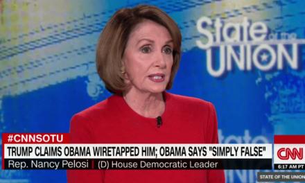 WATCH: Nancy Pelosi Slams Trump's 'Ridiculous' Allegations
