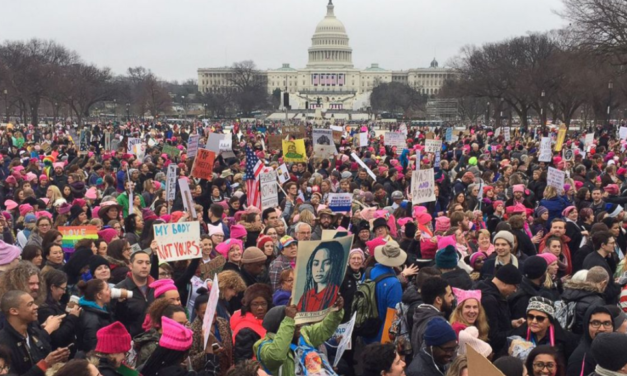 There Are 3 Big Anti-Trump Marches Coming Up In April
