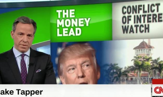 CNN's Jake Tapper Blasts Trump Admin For 'Shamelessly' Advertising Trump's Businesses