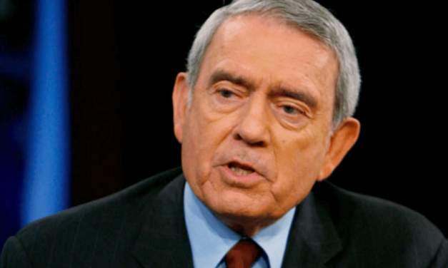 Dan Rather Rips Donald Trump A New One Over Wrong Way Aircraft Carrier