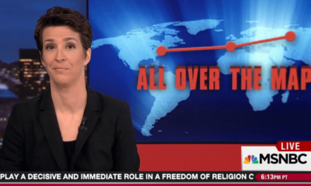 Maddow Explains Why Russian Hacker's Arrest Could Be Connected To Trump-Russia Scandal