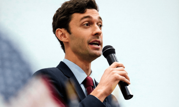 Ossoff Exceeds Expectations With Strong First Place Finish In Georgia Congressional