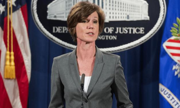 Sally Yates Will (Finally) Testify At Senate Russia hearing On May 8
