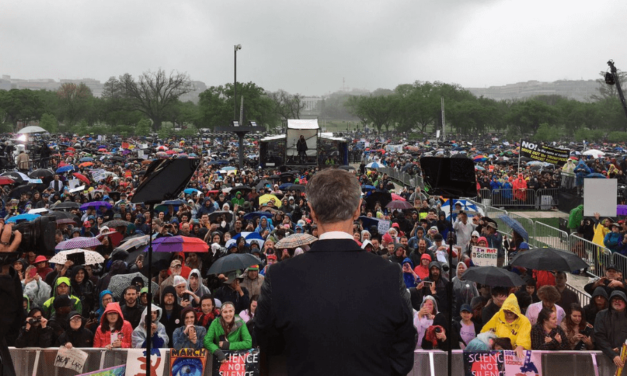 Thousands Attend Massive Science March Rallies Around The Country