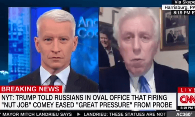 Anderson Cooper Just Had The Greatest Jeffrey Lord Take Down Ever
