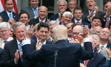 The Bill Republicans Just Passed Would Redistribute $800 Billion To The Rich