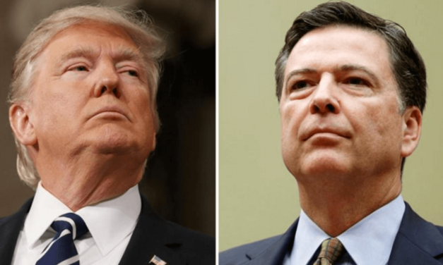 Donald Trump Pressured James Comey To Publicly Say He Wasn't Under Investigation