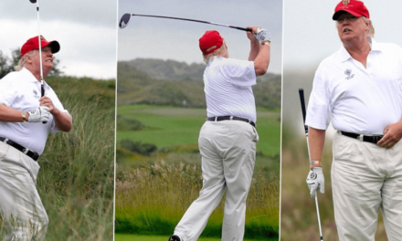 Donald Trump Has Spent 1/3 Of His Presidency On Vacation At One Of His Private Clubs