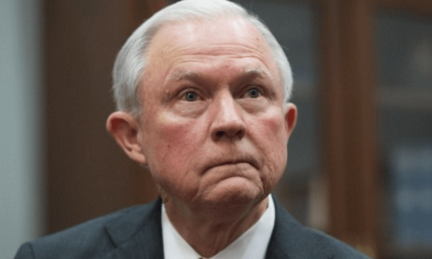 Jeff Sessions Didn't Disclose Russian Meetings On Security Clearance Forms