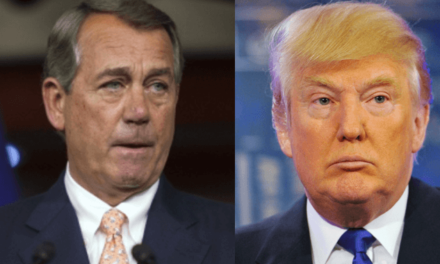 John Boehner Just Dropped A Major Truth Bomb On Donald Trump