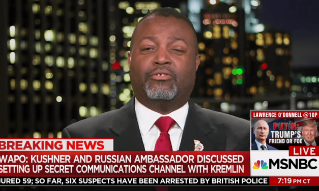 Malcolm Nance Calls For Jared Kushner To Lose His Security Clearance