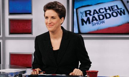 Rachel Maddow Keeps Crushing Fox News