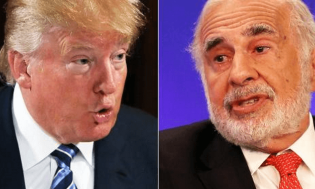 Trump Friend Carl Icahn Profiting From Setting Policy In New Administration