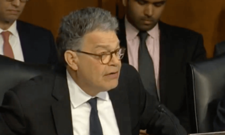 WATCH: Senator Al Franken Connects The Dots On Trump-Russia During Sally Yates Testimony