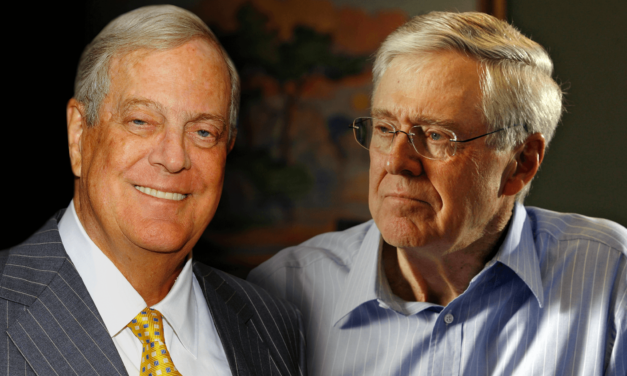 Koch Brothers Planning To Spend $400 Million On 2018 Election