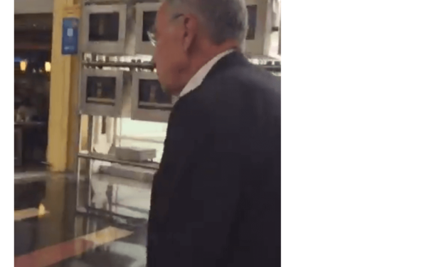 Senator Grassley Runs Away After Being Confronted About GOP Health Bill At Airport