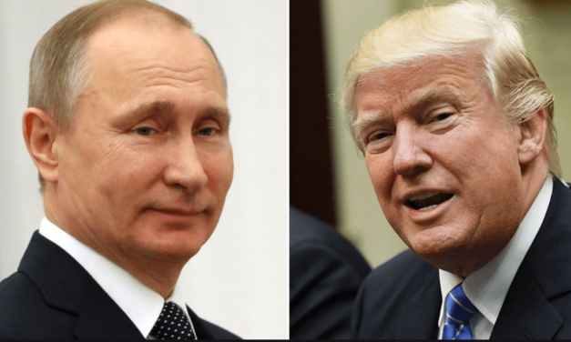Trump Pushing For Big Meeting With Putin: Report