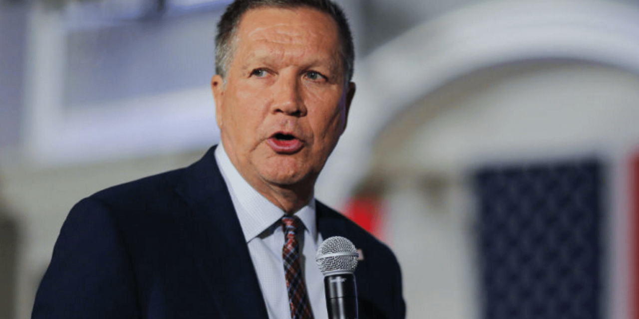 Governor Kasich Just Came Out Aggressively Against The Revised Obamacare Repeal Bill