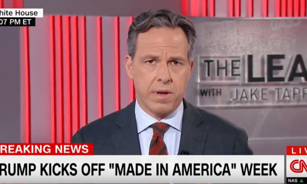 Jake Tapper Takes Down Spicer For Lying About Trump Jr's Russia Meeting
