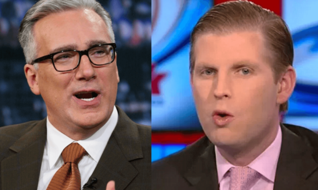 Keith Olbermann Torches Eric Trump On Twitter Over Charity Self Dealing