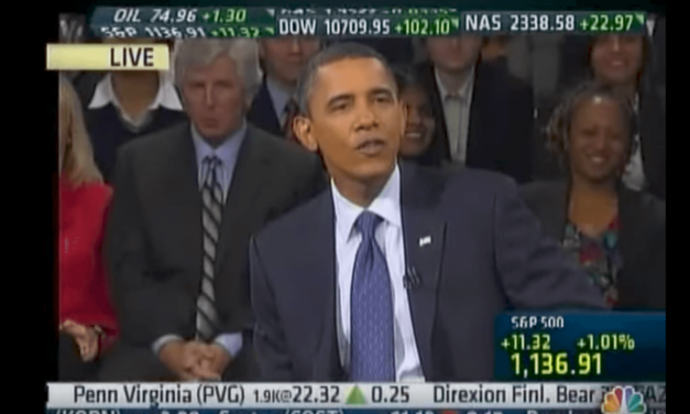 That Time President Obama Gave Anthony Scaramucci An Embarrassing Smackdown (Video)