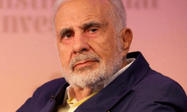 Billionaire Carl Icahn Announces He Is Done Advising Trump
