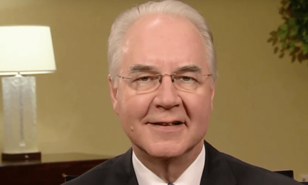 Tom Price Has Spent $300,000 In Taxpayer Money On Private Jets
