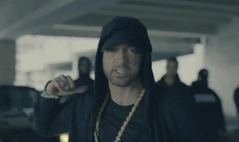 Eminem Blasts Trump At Hip Hop Awards (Video)
