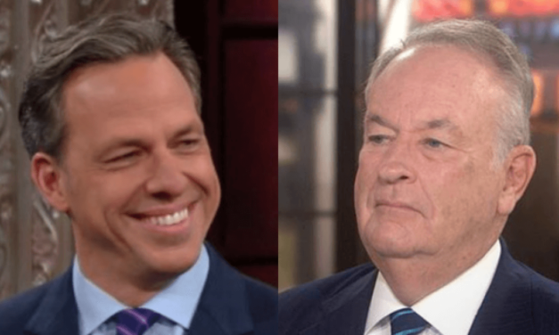 Jake Tapper Had The Perfect Response To Bill O'Reilly Tweet