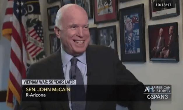 McCain Mocks Trump For 'Bone Spur' Vietnam Deferments (Video)