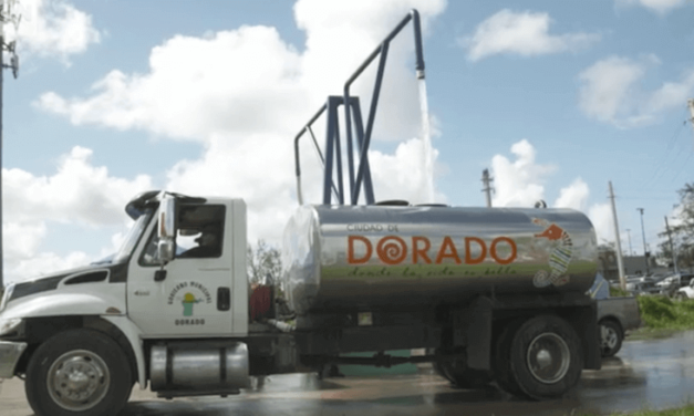 Puerto Ricans Drinking Water From Hazardous Waste Site