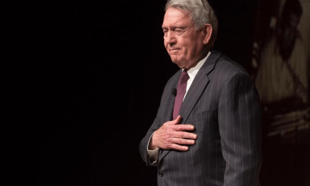 READ Dan Rather's Emotional Plea For An End To Trump Gold Star Controversy