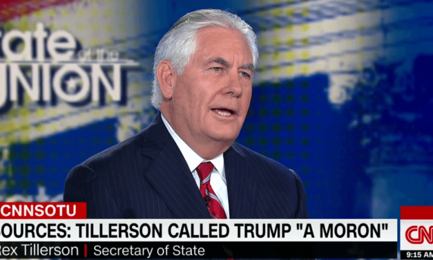 Tillerson Again Refuses To Deny Calling Trump A 'Moron' (Video)
