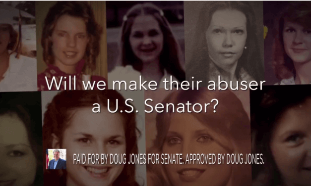 Doug Jones Features Roy Moore's Accusers In Powerful New Ad (Video)