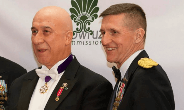 Special Counsel Mueller Focusing on Flynn Business Partner Bijan Kian