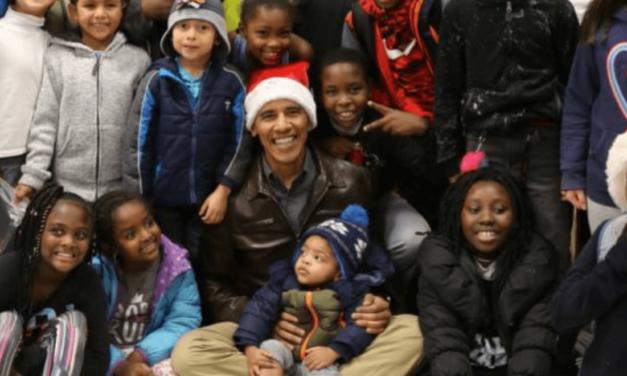 President Obama Surprises Kids At DC Boys And Girls Club (Photos)