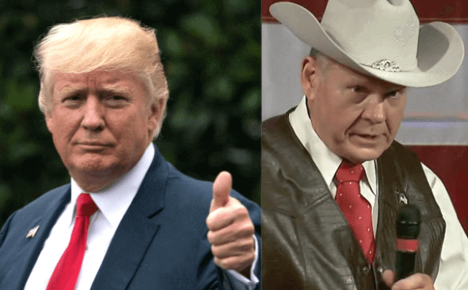 RNC Resumes Support For Alleged Child Molester Roy Moore