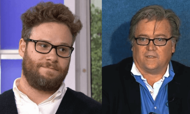Seth Rogen Boycotts  SiriusXM After They Hire Steve Bannon