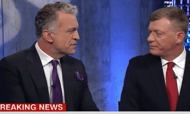 WATCH: Dylan Ratigan Drop Some Truth On Pro-Trump Conservative