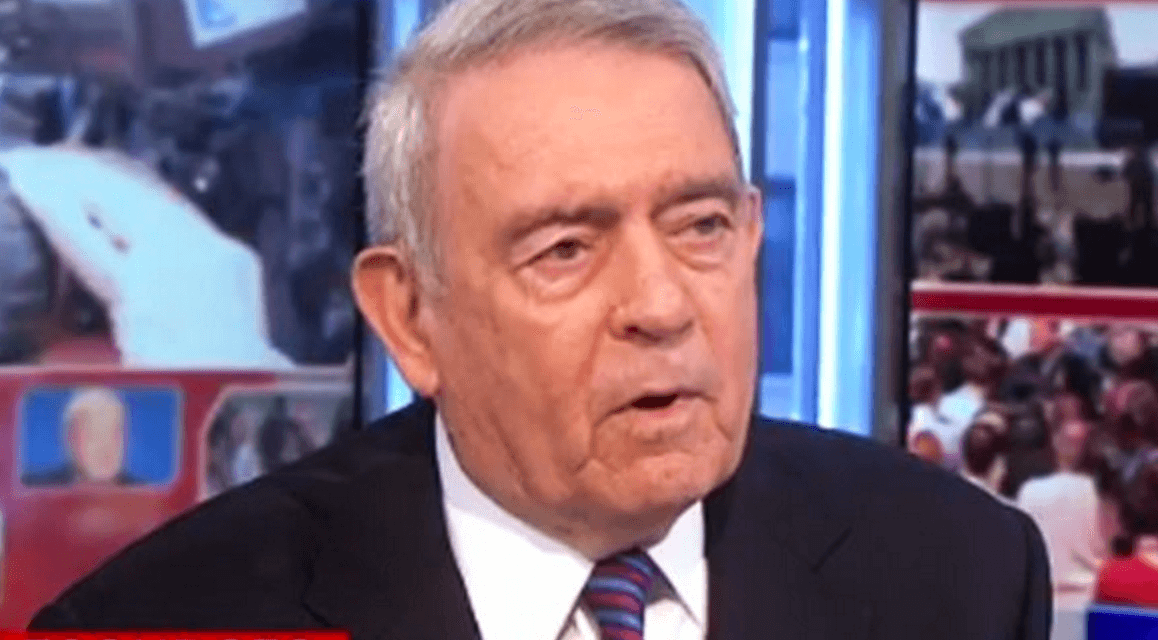 Dan Rather's Response To Trump's 'Sh-thole' Comment Is Perfect