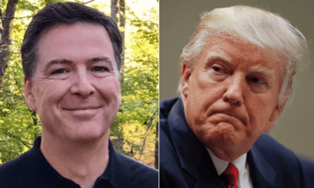 James Comey's Twitter Response To Trump's 'Sh-thole' Comment Is Flawless