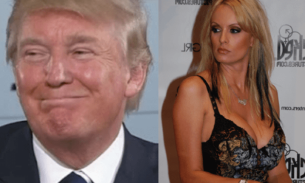 Trump Asked Stormy Daniels To Spank Him With A Forbes Magazine