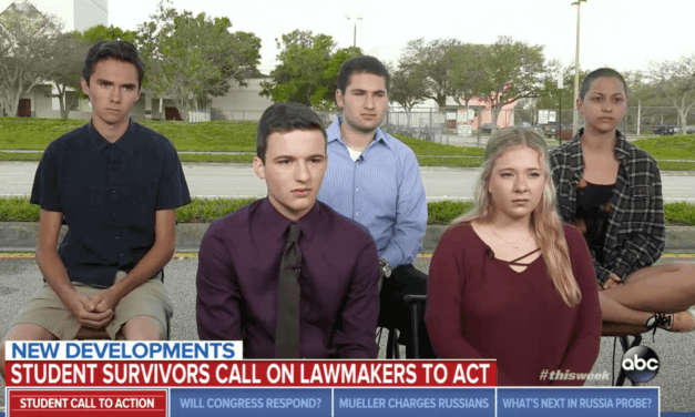 Florida Students Announce 'March For Our Lives' Rally For Gun Control