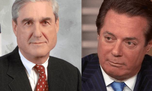 Mueller Investigating Manafort For $40 Million In 'Suspicious' Transactions